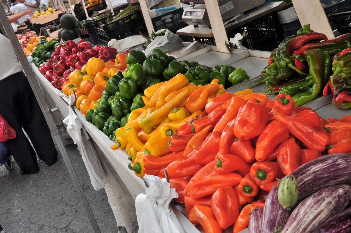 Verse groentes