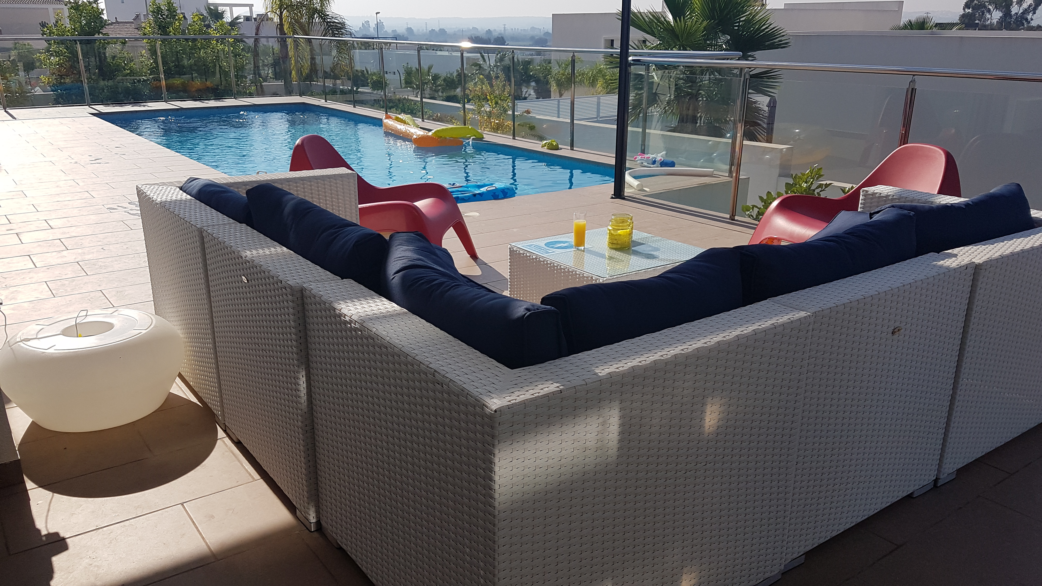 De loungehoek
